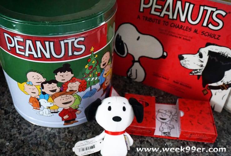 peanuts holiday giveaway