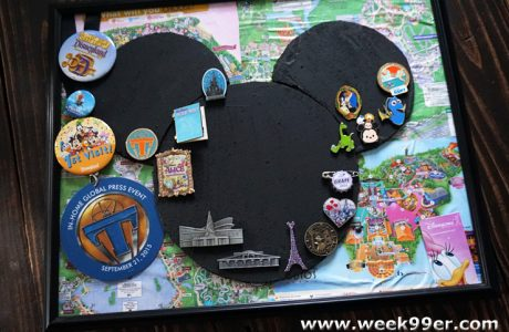 Create Your Own Disney Pin Board – DIY Tutorial!