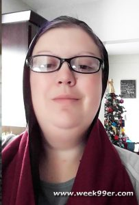 rain scarf review