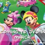 Mickey and The Roadster Racers Coming to DVD in March
