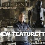 Rogue One K-2SO Featurette with Alan Tudyk #rogueone
