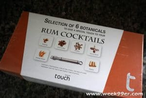 Spiceology rum cocktail kit