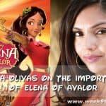 Silvia Olivas on the Importance of Elena of Avalor