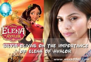 Silvia Olivas on the Importance of Elena of Avalor