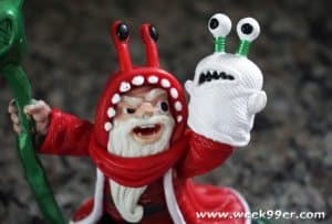 Add Skylanders Jingle Bell Chompy Mage to Their Stocking