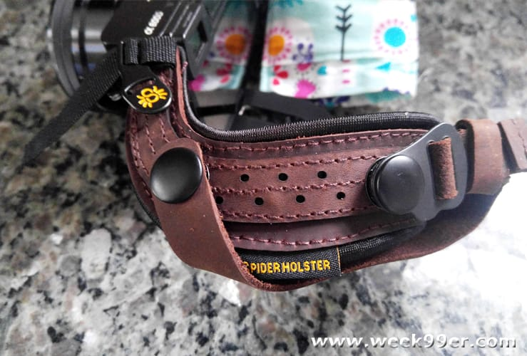 SpiderPro Hand Strap Review