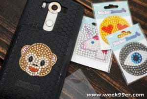 Add Bling to Everything with StickerBeans