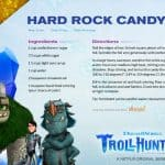 DreamWorks Trollhunters Rock Candy Recipe