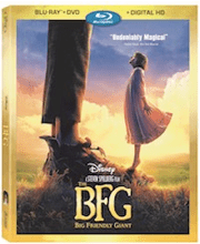 The BFG bluray