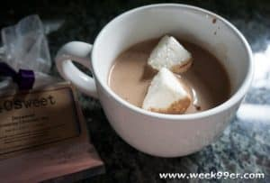 Survive the Harsh Cold with Homemade Marshallows and Cocoa from 240 Sweet