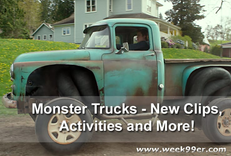 Monster Trucks Clips and Games