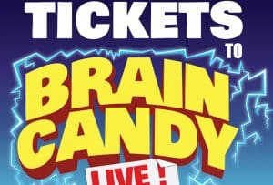 Win Tickets to Brain Candy Live at the Fox! #Braincandylive