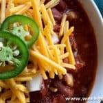 Easy Slow Cooker Chili Recipe