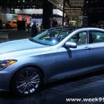 Ride in Comfort and Luxury in the All New Genesis G90 #GenesisNAIAS #NAIAS #DetroitLovesAutos #steelmatters