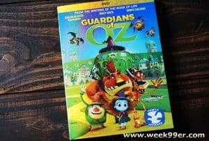 Return to Oz with the Guardians of Oz a New Take on a Classic