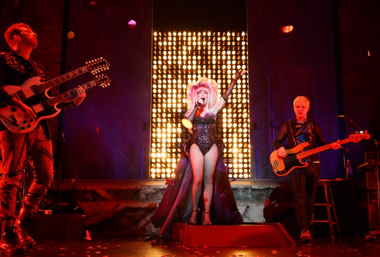 hedwig and the Angry Inch in Detroit