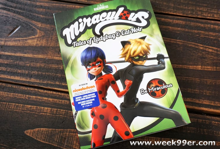 The Miraculous Tales of Ladybug and Cat Noir Be Miraculous Review