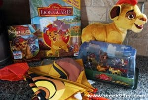 New Toys and Gift Ideas for the fan of The Lion Guard