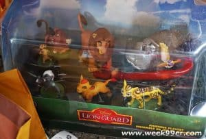 The Lion Guard Toy Review