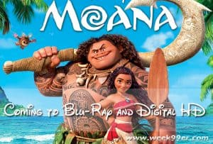 Moana is Coming Home on Digital HD and Blu-Ray #Moana