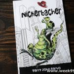 Nickerbacher the Dragon Gets his own Novel