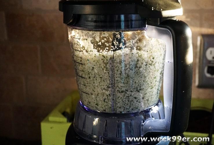 Make Herbed Cauliflower Rice And More With Your Ninja Auto Iq