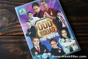 The Odd Squad Gets their own Movie!