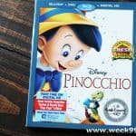 Pinocchio Joins the Disney's Signature Collection on Blu-ray Combo Pack