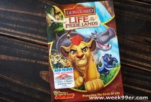 Kion Roars Back to DVD on Lion Guard: Life in the Pride Lands