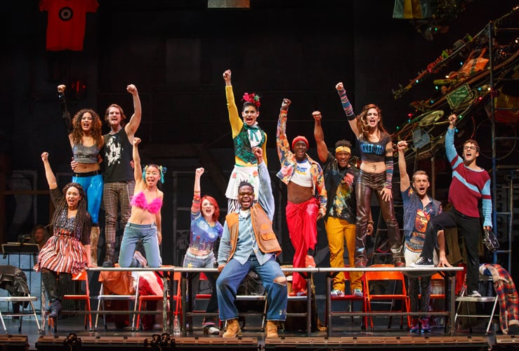 Rent Fisher Theater Detroit review