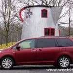 Seeing the Country with Friends in a Toyota Sienna #toyotausa #drivetoyota