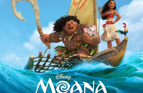 Sing Along with Moana in Theaters starting January 27th #Moana