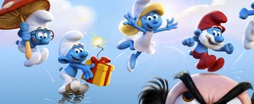 Sony Animated Movie Release Dates – Smurfs, Hotel Transylvania 3 and More!