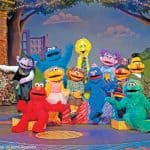 "Enter to Win 4 Tickets to Sesame Street Live ""Make An New Friend"" at the Fox!"