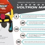 Make Your Own Voltron Sword and Mask – Free Printable! #Voltron