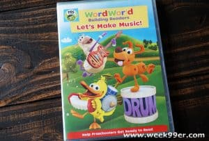 WordWorld Let's Make Music Teaches Kids About Music and Reading