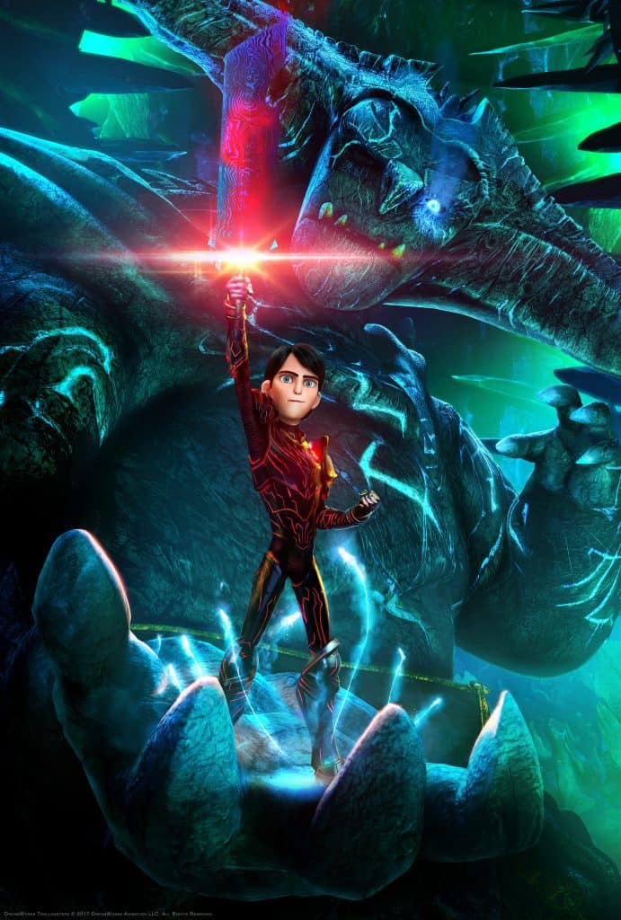 trollhunters second season confirmed