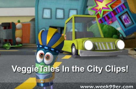 All New VeggieTales in the City Clips