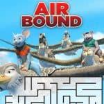 Air Bound Printable Maze Activity Sheet
