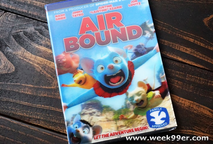 air bound dvd review