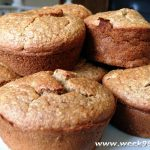 Gluten Free Oat and Banana Muffins Recipe