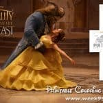 Beauty and the Beast Printable Coloring Sheets + New Clips #BeOurGuest #BeautyAndTheBeast