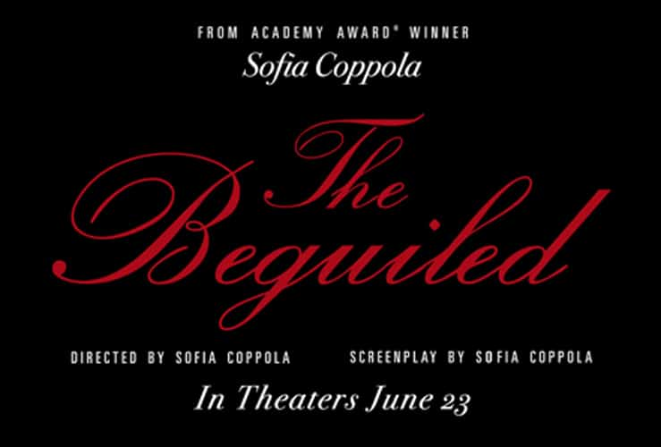 beguiled teaser trailer
