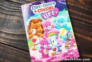 Care Bear & Cousins BFFs is All About Friendships
