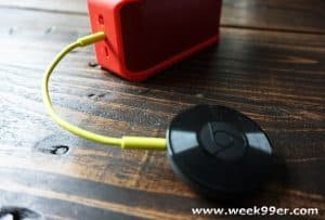 chromecast audio review