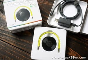 Update Your Home Audio System with Chromecast Audio @BestBuy @Chromecast#ad