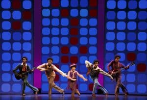 motown the musical Detriot