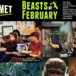 Beasts of February This month on Comet TV!