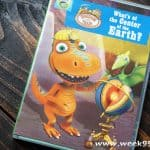 Learn More About the Earth with Dinosaur Train!