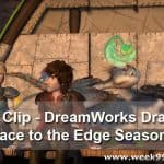 New Clip – DreamWorks Dragons Race to the Edge Season 4 #DreamWorksDragons
